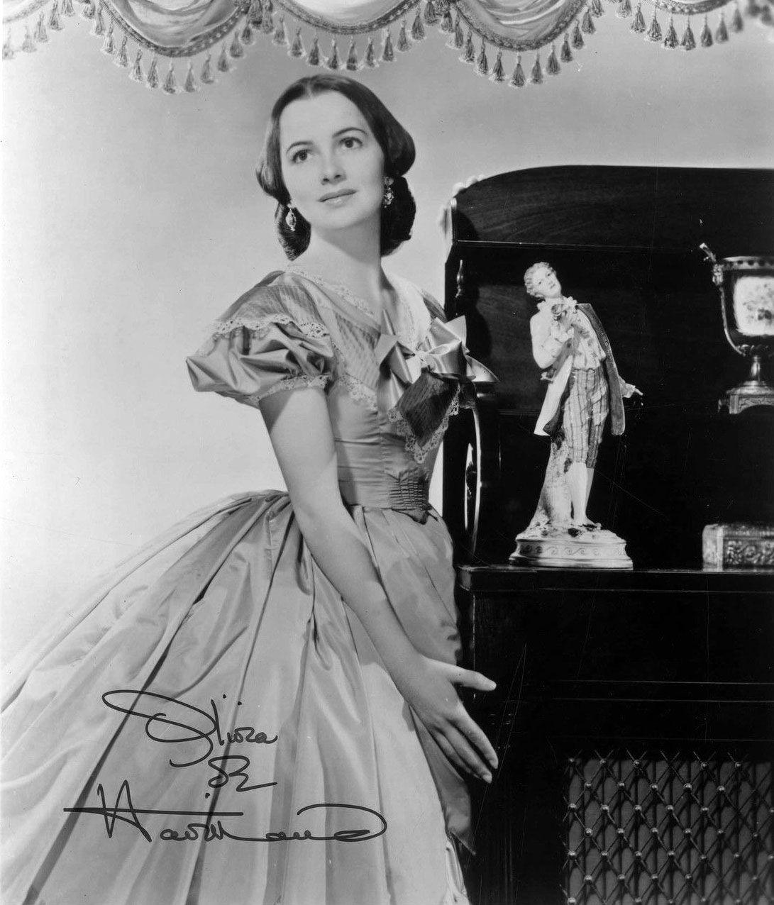 Olivia De Havilland In Gone With The Wind 1939 In 2019