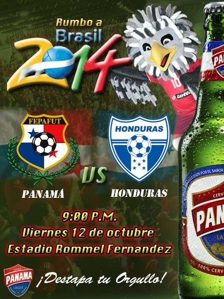 Enviado por  Enrique Fiddes (Concurso por entradas para el partido de Panamá vs Honduras)
