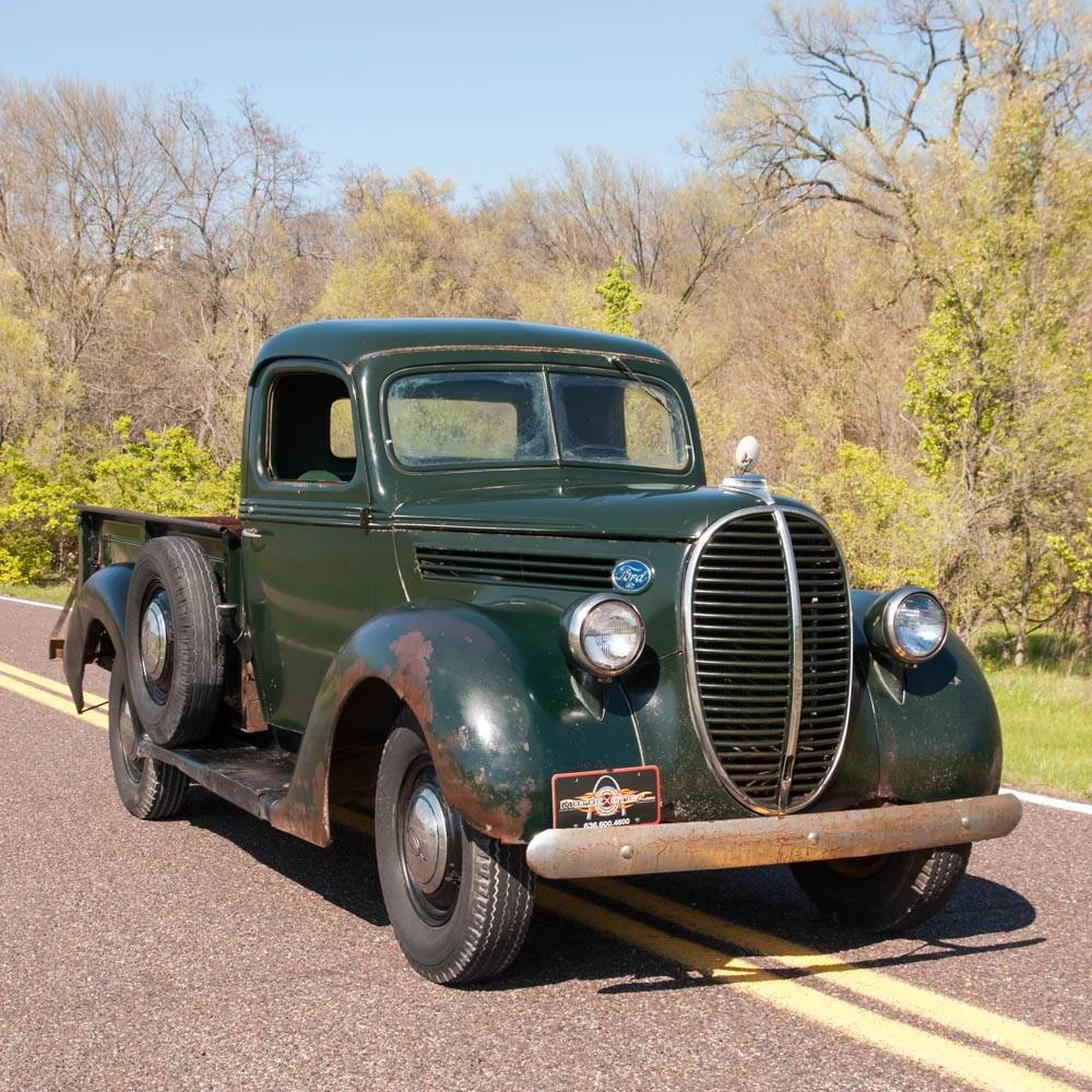 Classic 1939 ford ton for sale st 1939 ford ton pickup owned by the previous owner for 29 years all steel body me