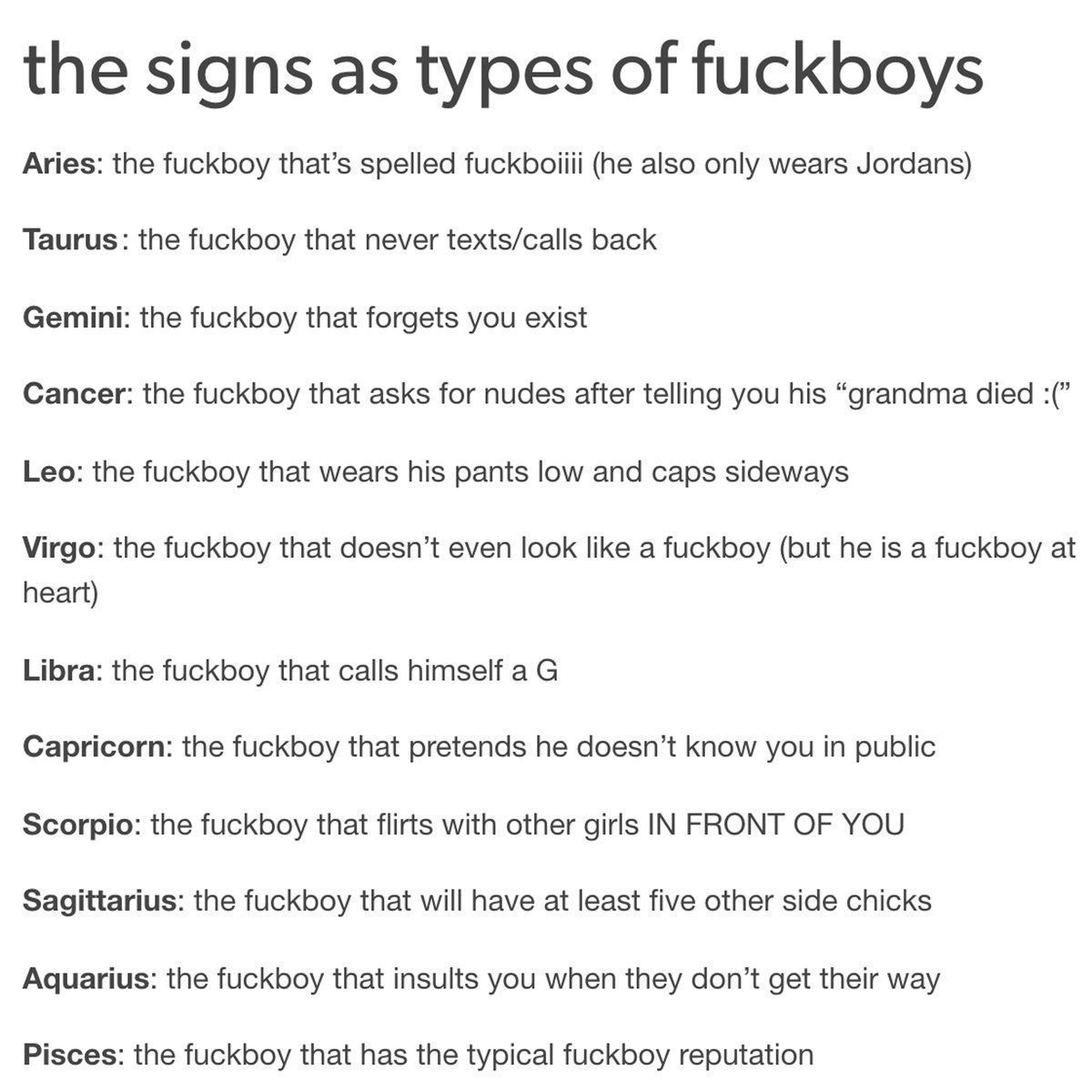 Astrology Signs Astroiogysigns