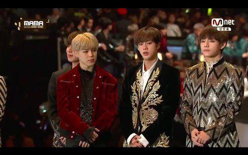Jimin,Jin and V