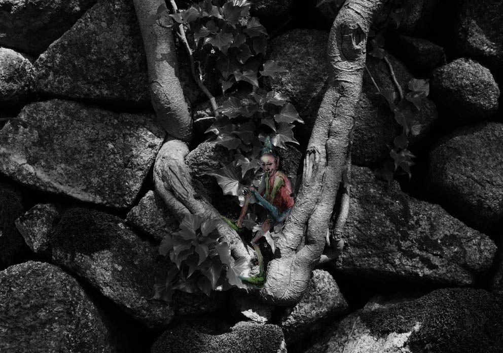 In Search of Faerie by Julian Bolt 'Elf 1'