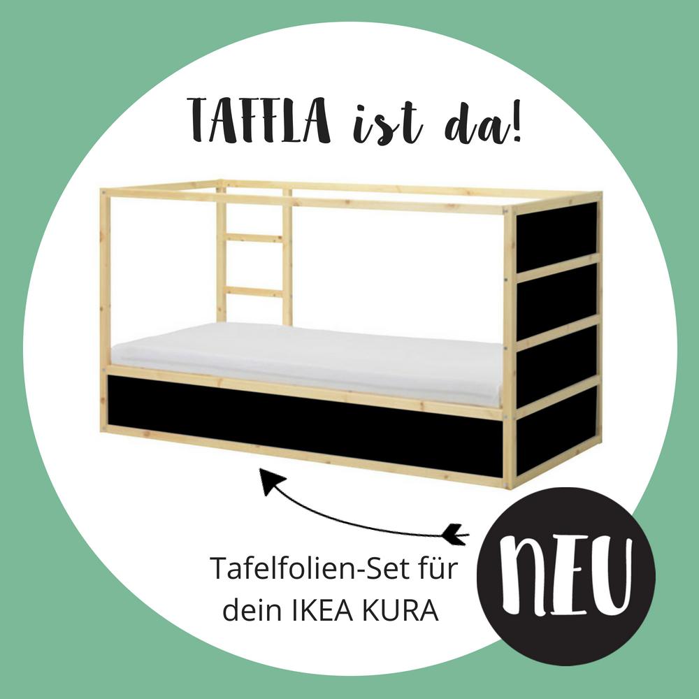 Tafelfolie Taffla Fur Ikea Kura Hochbett Ikea Kids Hochbetten Kinderzimmer Kinderbett Ikea