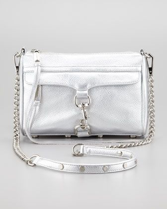 34c0065f69c Mini MAC Metallic Crossbody Bag Rose Gold (Stylist Pick!) | Bag hag ...