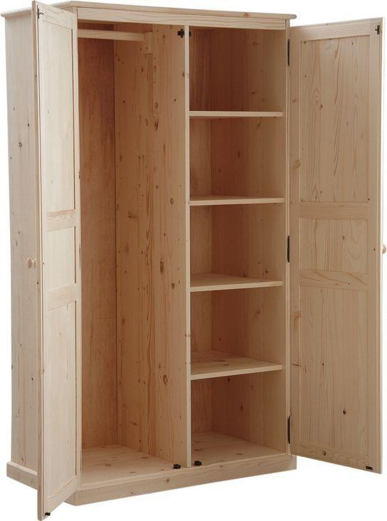 Natural Veneered Wooden Flush Door Design Mdf Living Room: Tall Cabinet Storage, Wardrobe