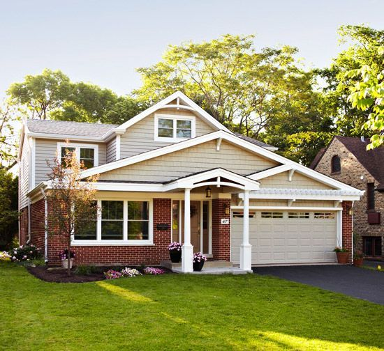 Make A Better First Impression For The Home Exterior Exterior