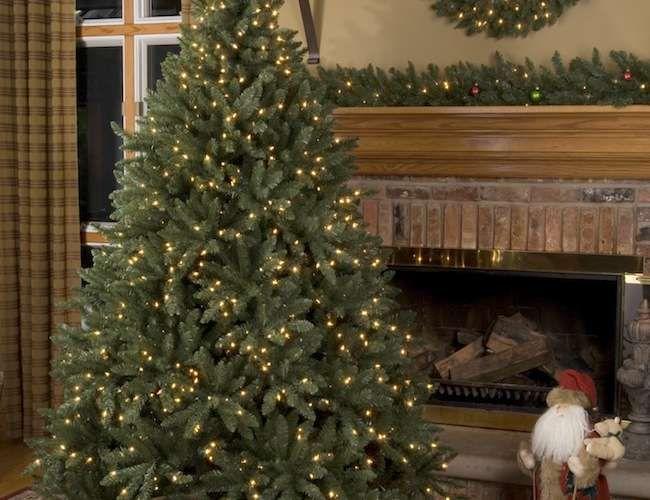Bob Vila S Top 10 Artificial Christmas Trees Cool Christmas Trees Pre Lit Christmas Tree Best Artificial Christmas Trees
