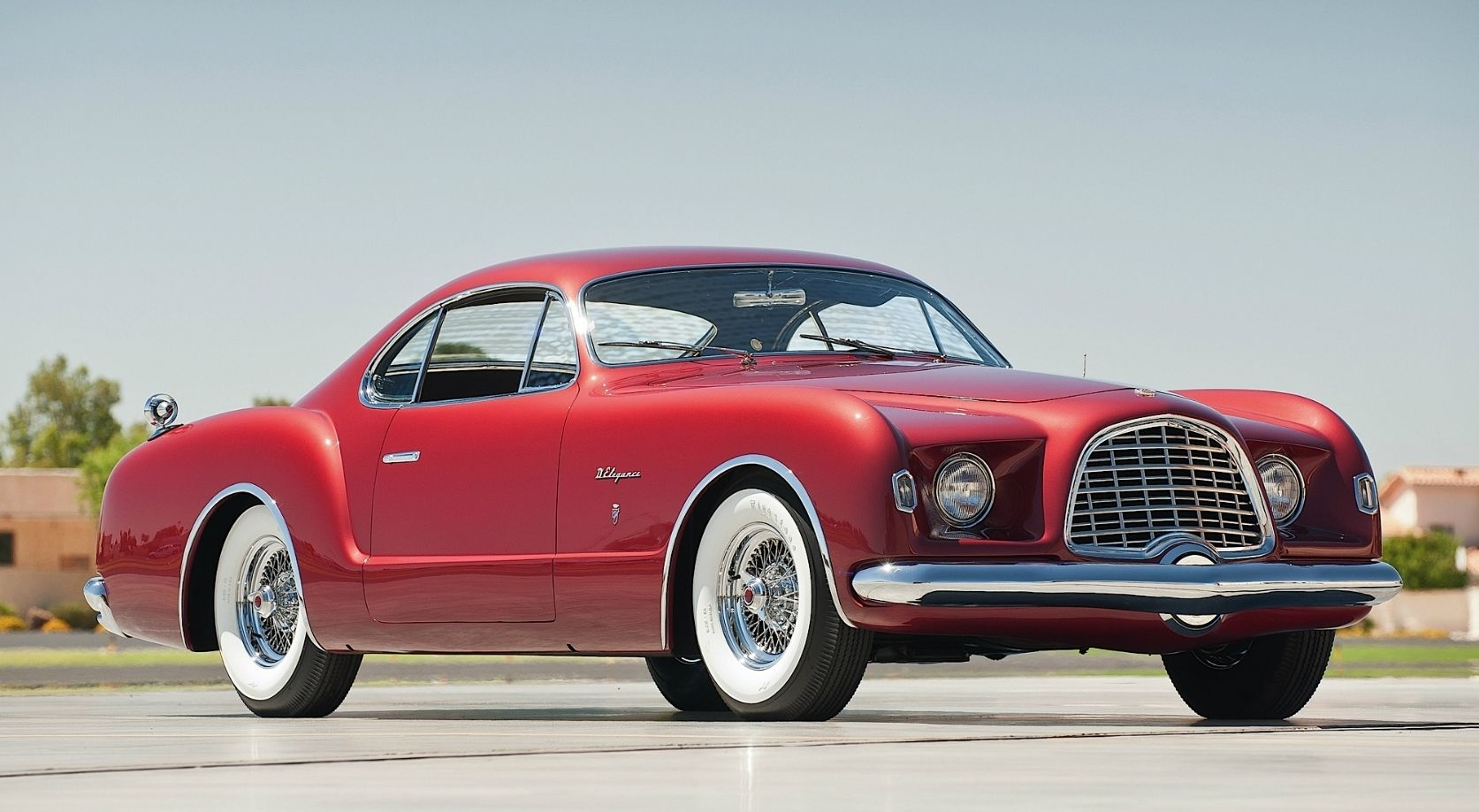 Chrysler Delegance By Ghia