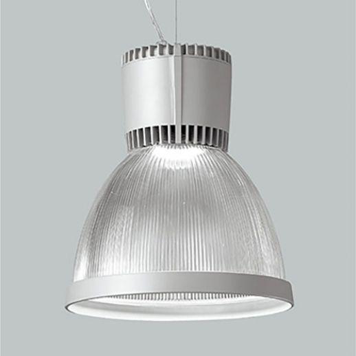 Astral er et flot nedhængt LED armatur, som er bestykket med en klar skærm.