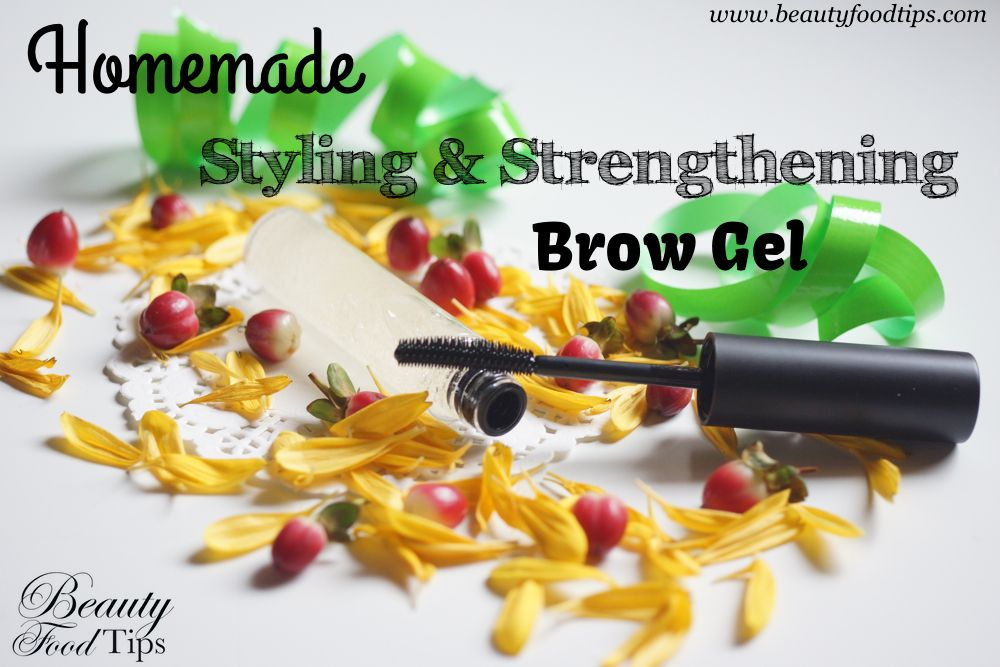 Style your #eyebrows, nourish & revitalize them, USING ...