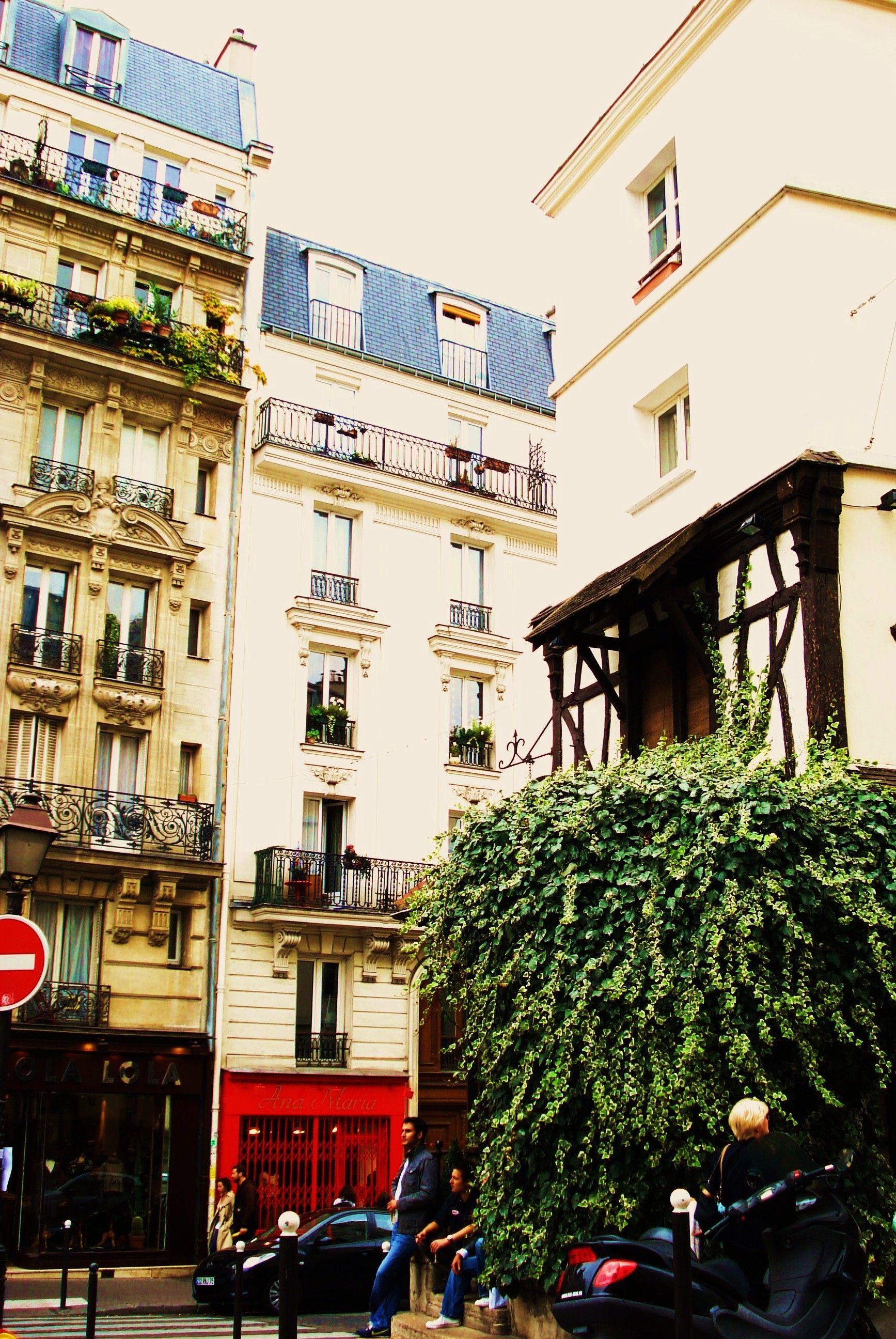 My Montmartre series, Paris.