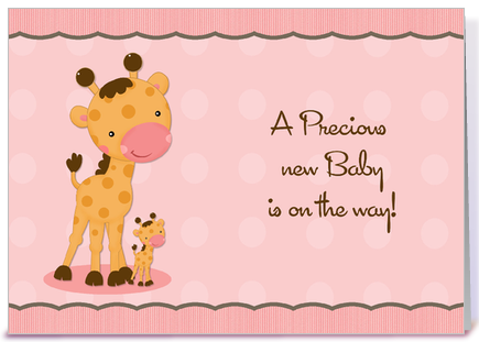 baby shower card messages free  card    baby shower, Baby shower invitation