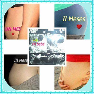 Tu barriga en el primer trimestre de embarazo | Fotografía