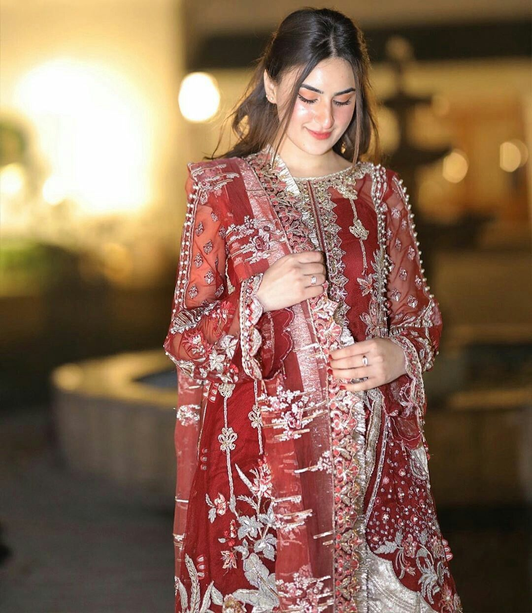 Pin by Soha Gohar on weddings in 2020 | Pakistani outfits ...