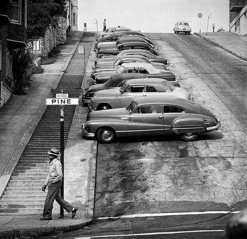 San Francisco  Photo: Fred Lyon
