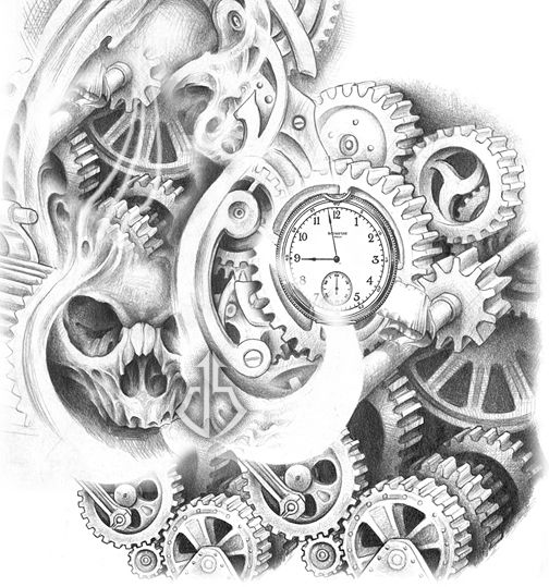 steampunk compass tattoo google search tattoo pinterest t towierung skizzen zahnrad und. Black Bedroom Furniture Sets. Home Design Ideas