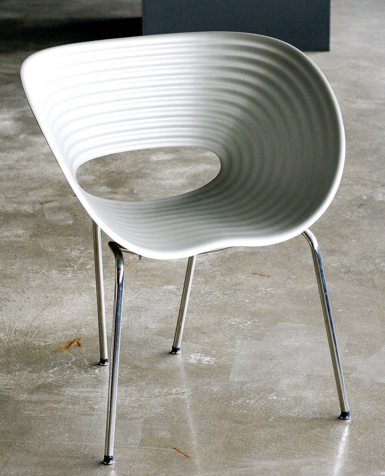 Rare Aluminum Tom Vac Chair Designed By Ron Arad