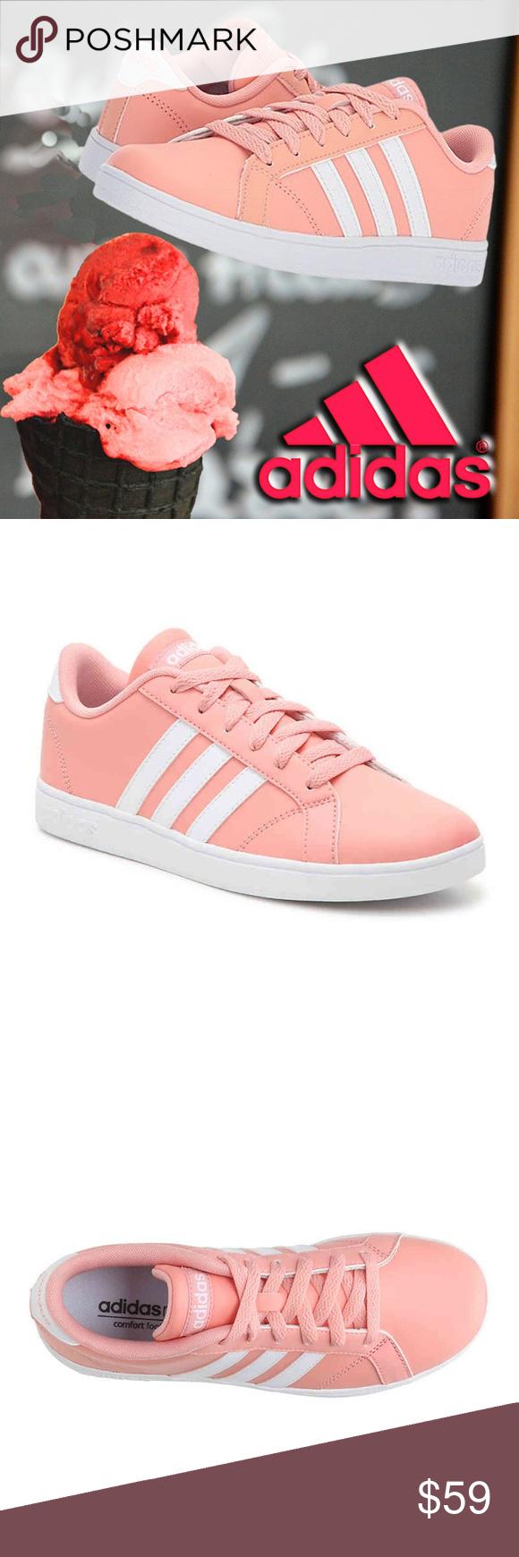 Adidas Kids Baseline K Sneaker Classic