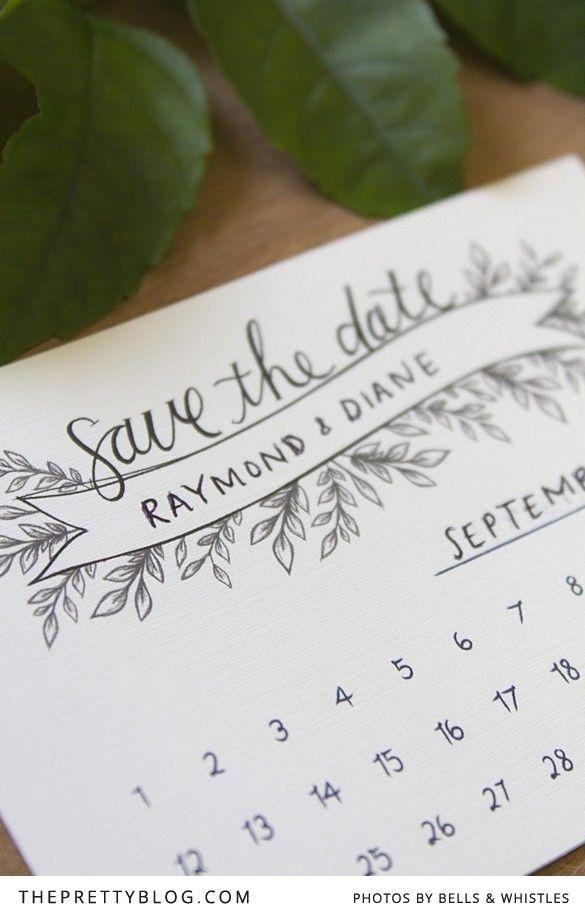 Save The Date Printable Wedding InvitationsAffordable InvitationsFree