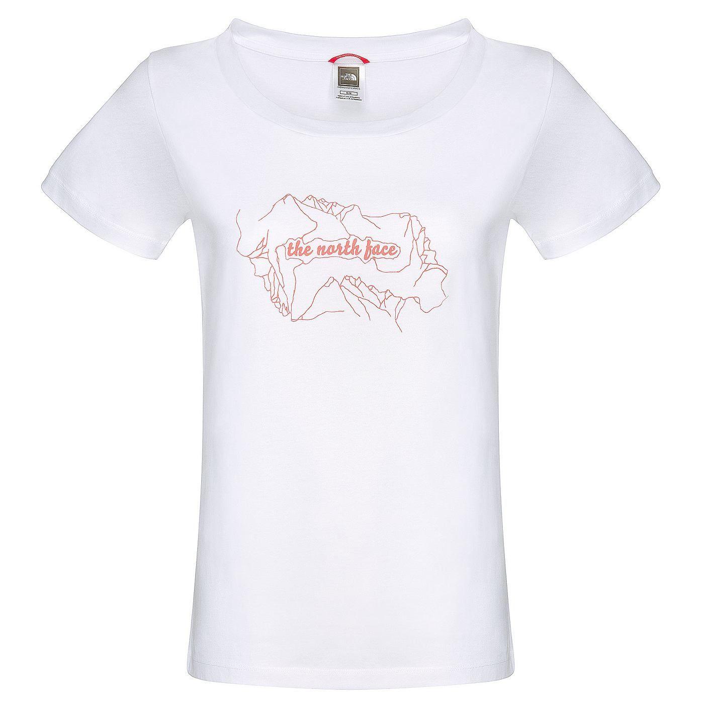 Das Heli View Tee ist ein T-Shirt mit einem schönen Bergmotiv, das für alle Bergsportaktivitäten super geeignet ist.  • Zusatzinformation: - Wasserbasierender Aufdruck auf der Vorderseite - TNF Logo auf der Schulter • Größeninformation: Größe fällt normal aus • Passform: normal  Ausstattung  • Kragenform: Rundhalsausschnitt  Saison  • Saison: Ganzjahresartikel  Shirt  • Typ: kurzarm • Einsa...