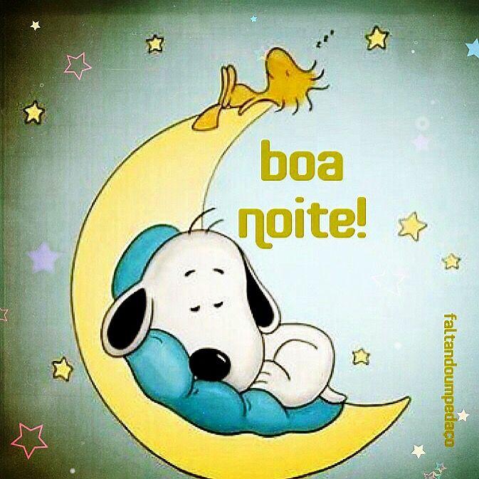 Boa Noite Boanoite Frases Snoopy Frases Pinterest Boa Noite