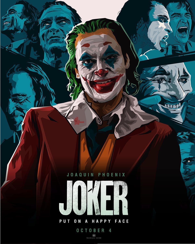 Joker En Behance In 2021 Joker Poster Joker Artwork Joker Art