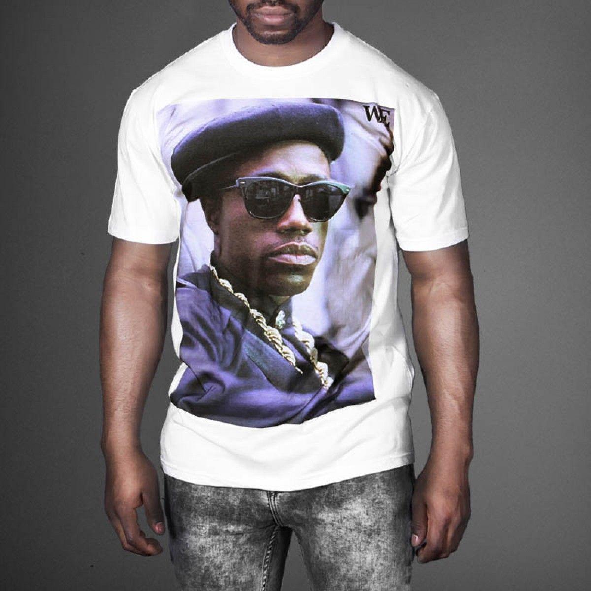 New Jack City T shirt; Wesley Snipes Nino Brown New Jack City Tee shirt