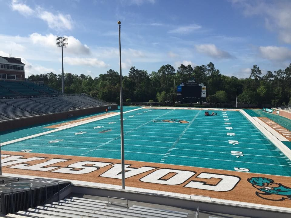 The Chanticleers are No. 5 in the preseason FCS poll, but