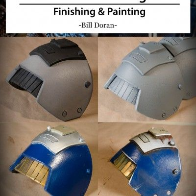 Foamsmith Vol 2 by Punished Props | Words | Cosplay armor