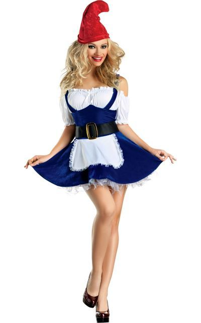 Adult Sexy Gnome Costume - Party City Costumes Pinterest - sexy halloween decorations