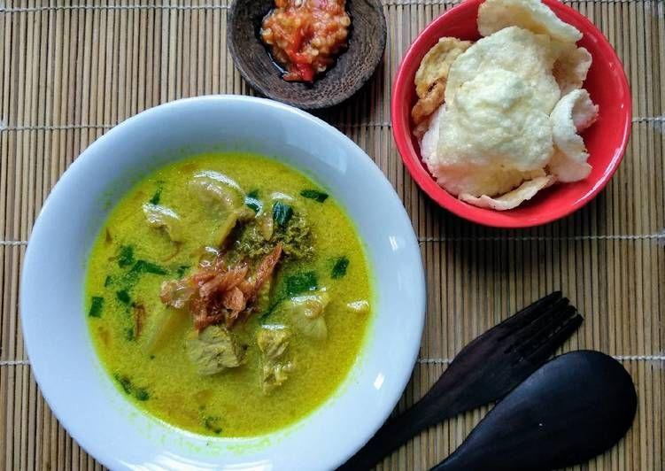 Resep Soto Kuning Khas Bogor Oleh Iin Rahayu Resep Makanan Daging Sapi Resep