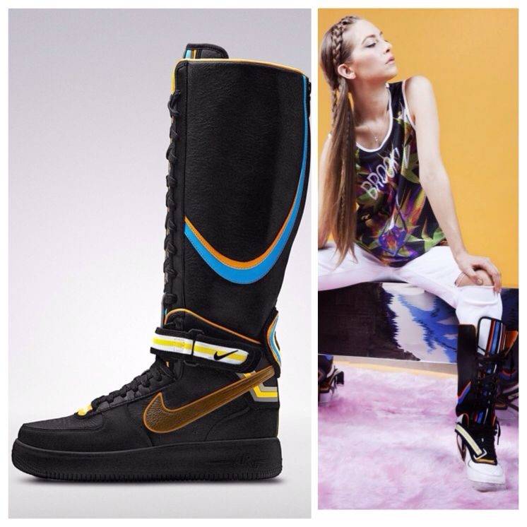 IRiccardo Tisci x Nike Women s Air Force 1 Boot SP RT Color  Black Baroque  Brown Style Code  669918-029 Release Date  07 17 14 Price   340 12d080c6ff
