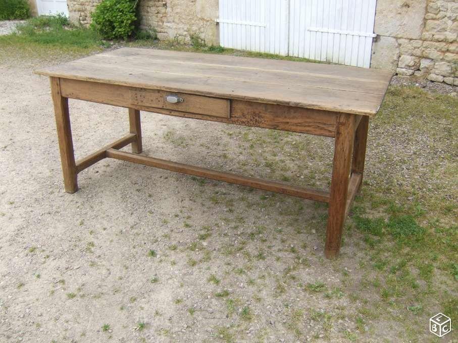 Table De Ferme Le Bon Coin