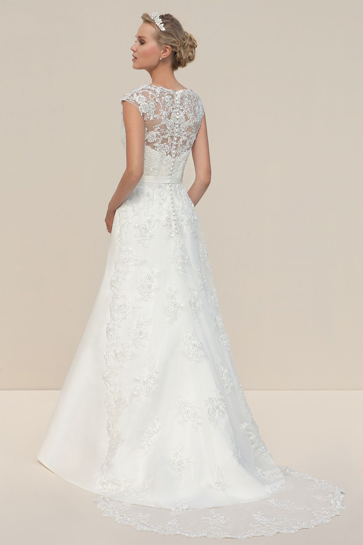 Mark Lesley Bridal Collection From Lace Dress Ideas