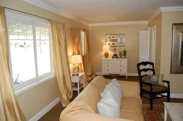50's Ranch Redo | Vintage living room, 1950s living room ...