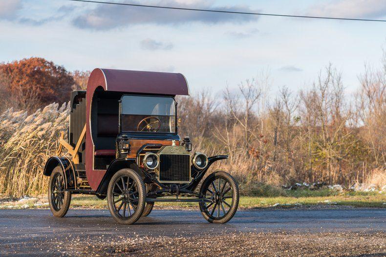 1914 Ford Model T Kodak Promo Truck For Sale
