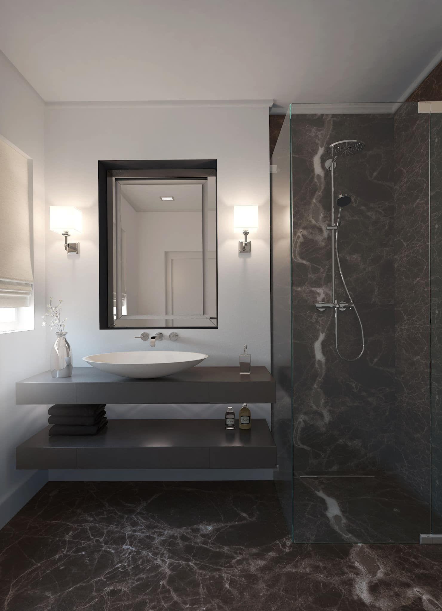 Badezimmer Moderne Badezimmer Von Formforhome Architecture