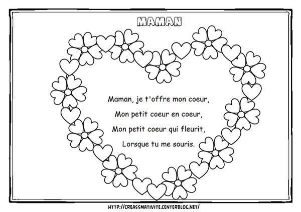 Coloriage Joyeux Anniversaire Maman A Imprimer Joyeux