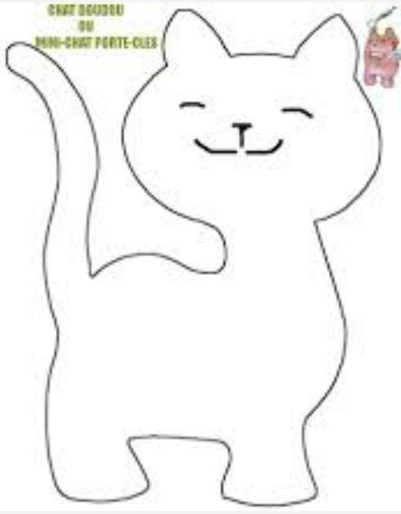 Patrones | dibujos | Pinterest | Cats, Toys y Stuffed toys patterns