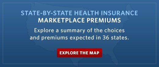 If You Think Your Rates Are Going Up And Or Down Accordingly Look Here For Everyone S State By State New Insurance Premiums And Rates State Health Insurance Thinking Of You Health