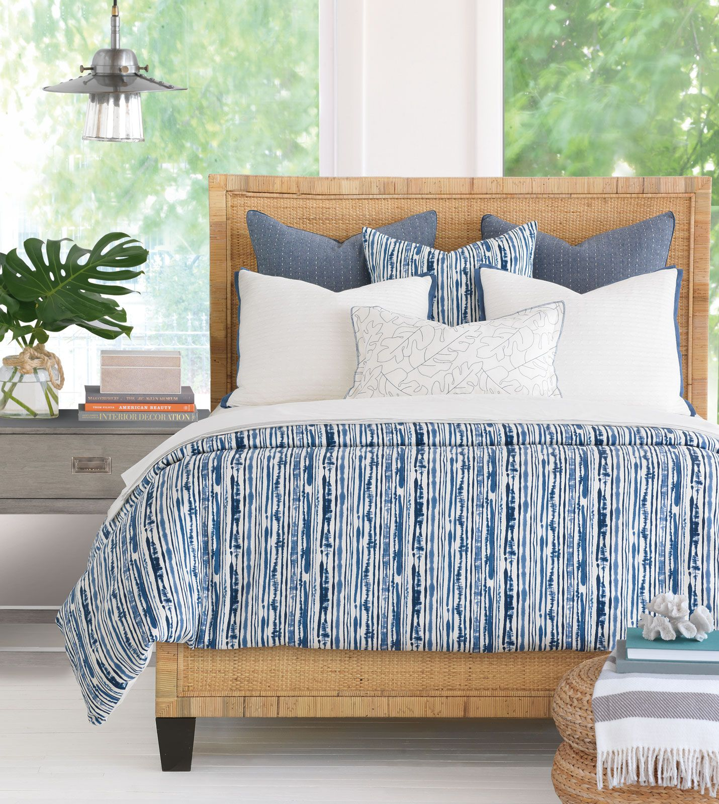 Thom Filicia Luxury Bedding by Eastern Accents Alden