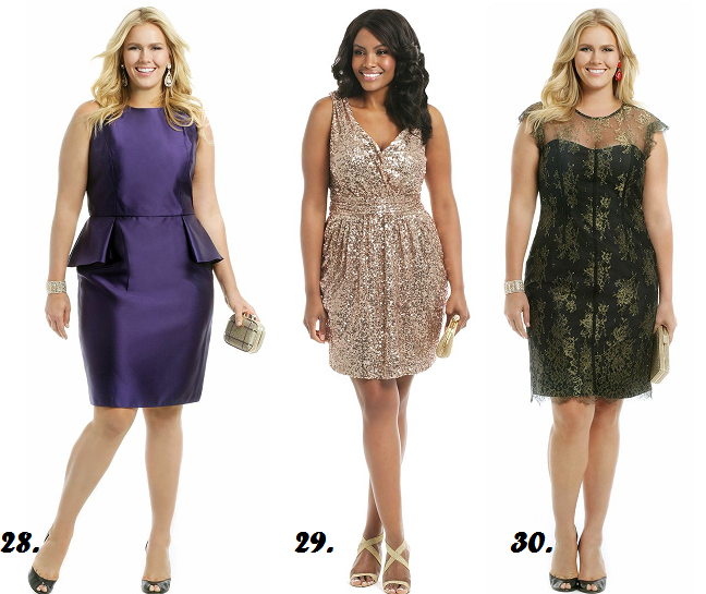 cf5e8a0b2cb3 Shapely Chic Sheri - Curvy Fashion and Style Blog  40 Plus-Sized Summer  Wedding Guest Dresses