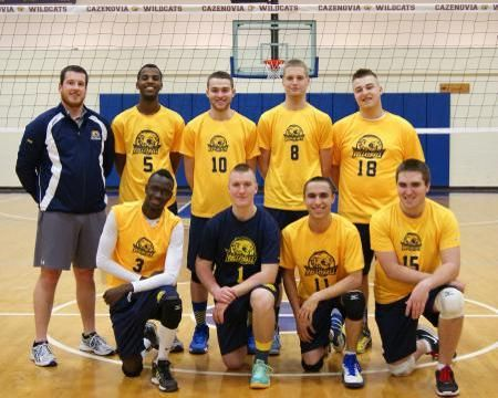 Men S Volleyball Topple Cougars In Their First Win Mens Volleyball College Athletics Sports