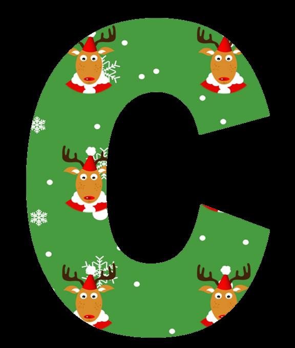 Alfabeto Natal - Rena