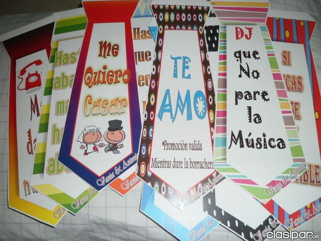 Vinchas Con Frases Para Fiestas Imagui Carteles Para