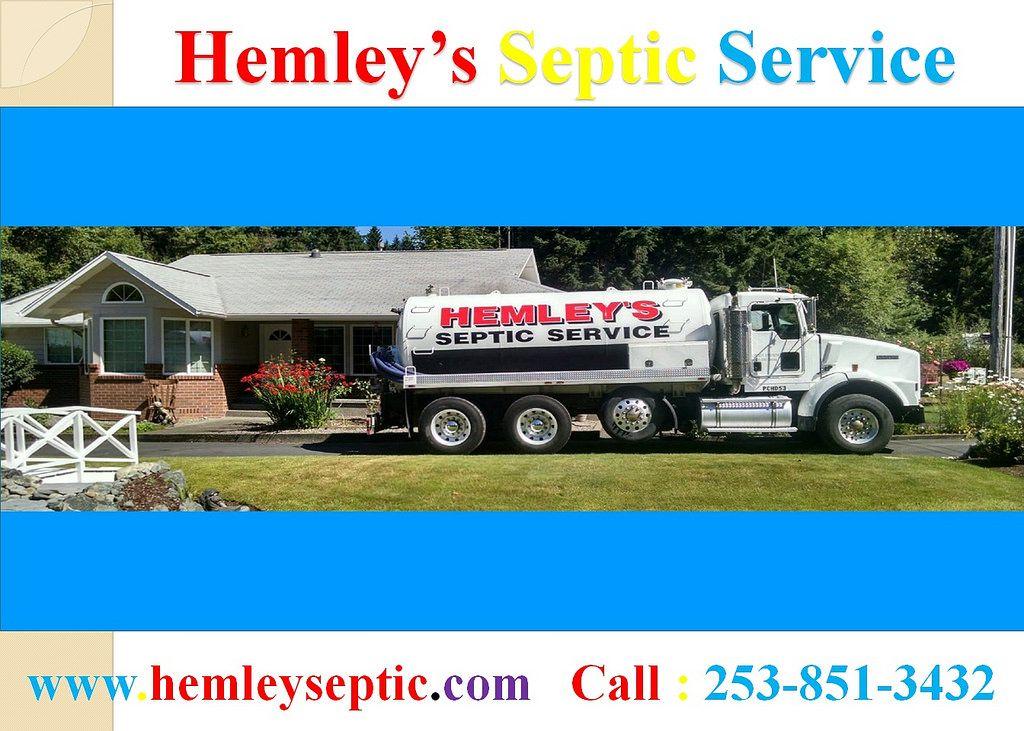 Septic Tank Company Near Me - Hemley's Septic Service