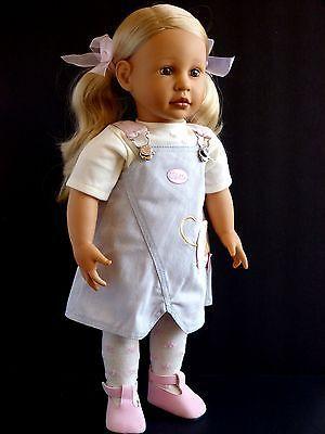 Colette Cecilia doll by Zapf Creations, 20-inch; original ...