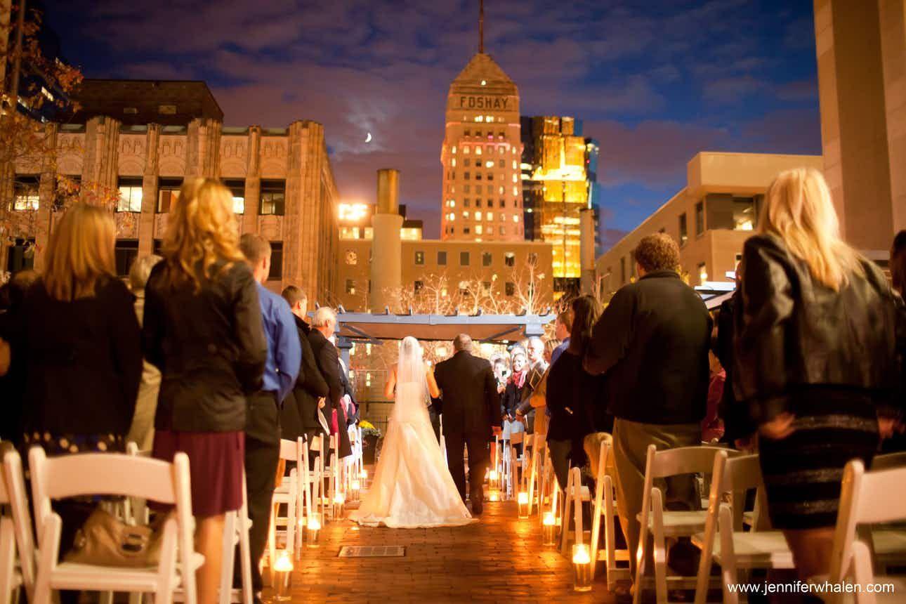 Crowne Plaza Northstar Downtown Minneapolis Weddings Saint