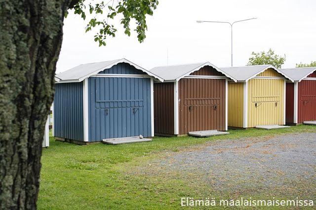 Elämää maalaismaisemissa: Kristiinankaupungin Avoimet portit osa2