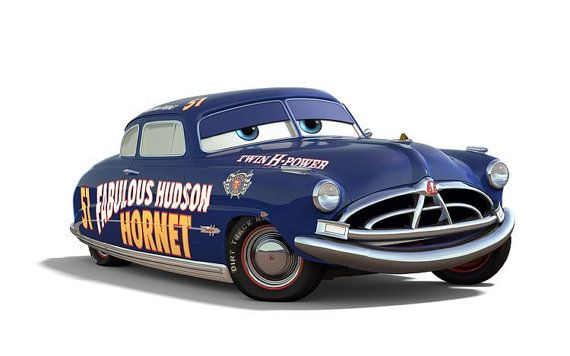 Doc Hudson Cars Movie Instant Download By Littledebsdownloads